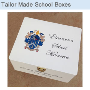 Tailor Made School Boxes
